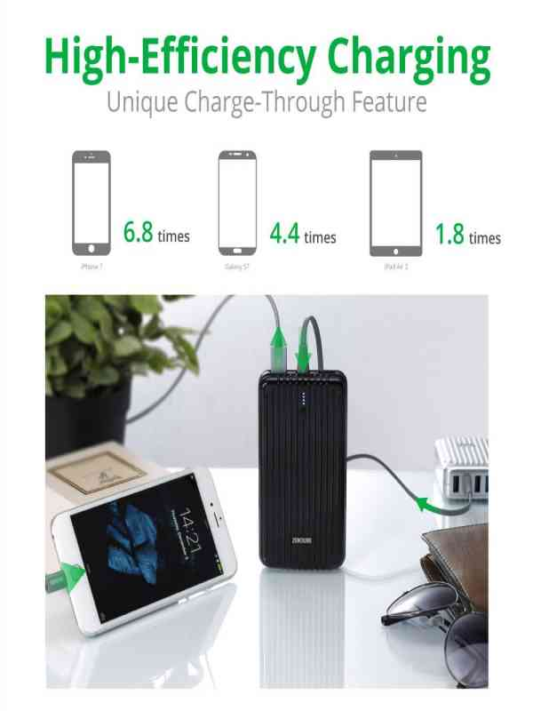 Zendure A5 Power Bank 16750mAh